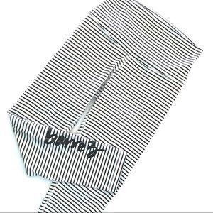 Barre3 x DYI Striped 7/8 Leggings